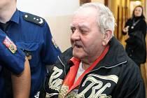 František Žiga před ostravským krajským soudem