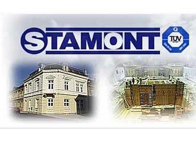 logo Stamont Ostrava