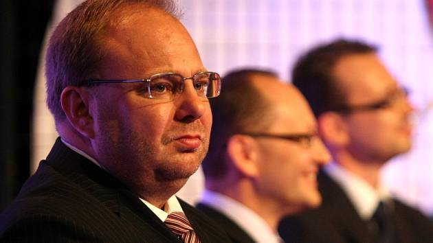 Ptali jste se lídra krajské kandidátky ČSSD