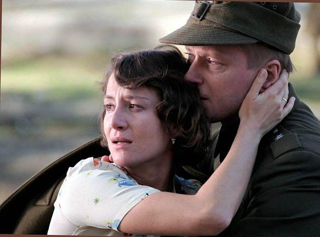 Z filmu Katyň