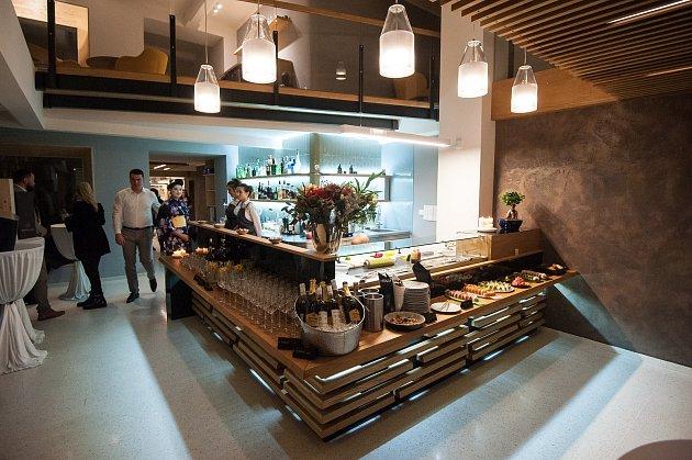 Otevření nové restaurace GokaNa Sushi.