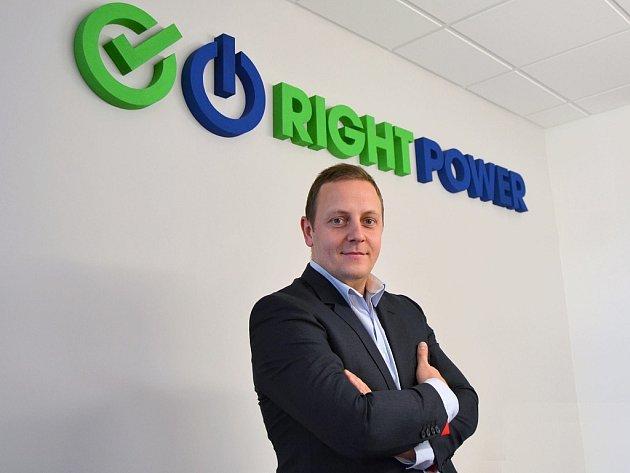 Vladimír Grochal, obchodní ředitel Power Energy, s.r.o.
