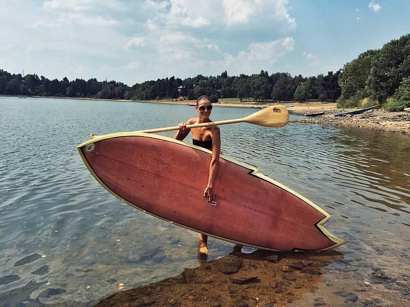 Paddleboard.