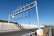 Mýtná brána na dálnici D47