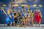 FIVB Světové série v plážovém volejbalu J&T Banka Ostrava Beach Open, 2. června 2019 v Ostravě.