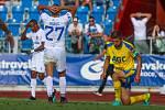 Utkání 3. kola FORTUNA:LIGY: Baník Ostrava - FK Teplice, 26. července 2019 v Ostravě. Na snímku Milan Baroš.