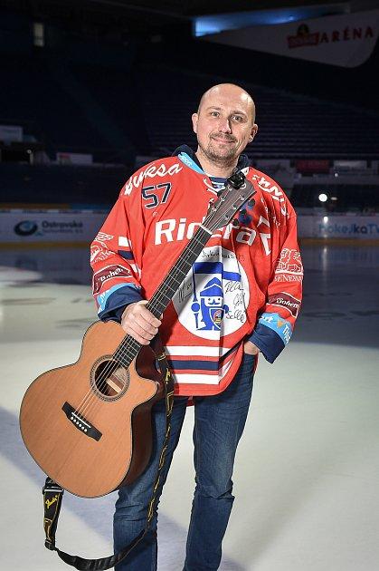 Jiří Krhut poskytl Deníku rozhovor dne 19.prosince 2018vOstravě.