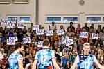 Zápas o 3. místo extraligy mužů, VK Ostrava - Kladno, 22.4.2019 v Ostravě.