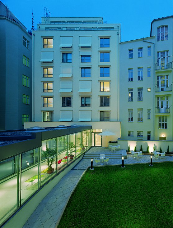Hotel Josef v Praze
