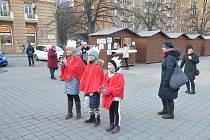 Tříkrálová sbírka pomůže lidem v nouzi na Ostravsku