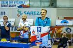 Utkání 7. kola extraligy volejbalu: VK Ostrava - Black Volley Beskydy, 16. listopadu 2019 v Ostravě.