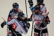 Hokejové derby Oceláři Třinec - Vítkovice Ridera