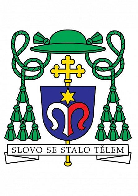 Znak pomocného biskupa Mons. Martina Davida