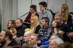 Knižní festival na Černé louce, 29. února 2020 v Ostravě.