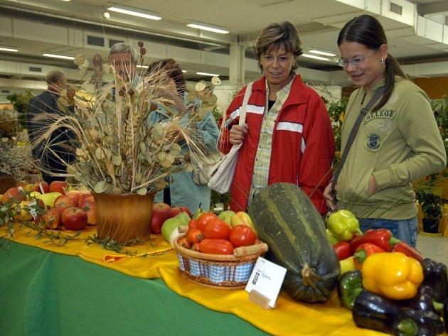 V pořadí již pátý ročník podzimní výstavy pro zahrádkáře, včelaře a floristy přilákal na Černou louky stovky lidí
