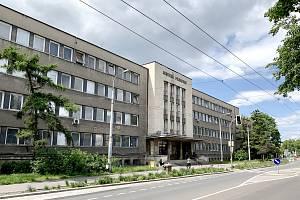 Hornická poliklinika Agel v Ostravě.