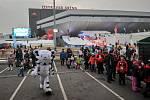 Olympijský festival v Ostravě. Ilustrační foto.
