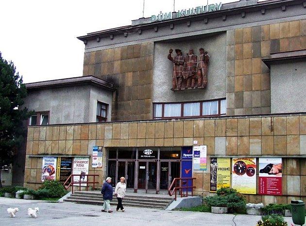 Dům kultury Poklad v Ostravě-Porubě