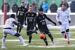 Druhý přípravný zápas Tipsport ligy: Baník Ostrava - FK Poprad, 11. ledna 2019 v Orlové.