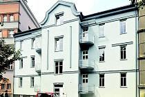 Dům na Štramberské ulici září novotou.