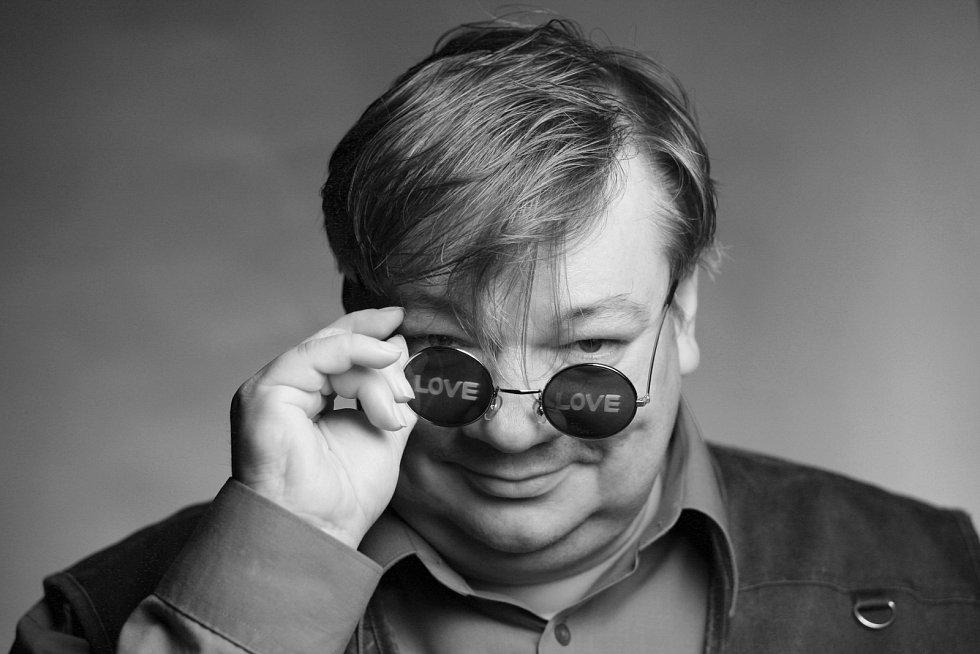 Herec Norbert Lichý