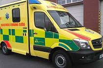 Sanitní vozidlo Mercedes-Benz Sprinter je určeno pacientům onemocnělým vysoce nakažlivými chorobami a pro ty, komu selhávají životní funkce.