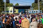 Den ostravských dopraváků, 2. října 2021 v Ostravě.