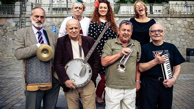Banjo Band Ivana Mládka