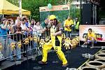 Druhá sobotní akce ZlatoCOOP s karnevalem v ulicích, kterou pořádá Radio Čas ve spolupráci s Deníkem.