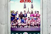 Známý olomoucký fotograf Lukáš Navara nafotil pro DHC Sokol Poruba charitativní retro kalendář, jehož hrdým partnerem je také Moravskoslezský deník