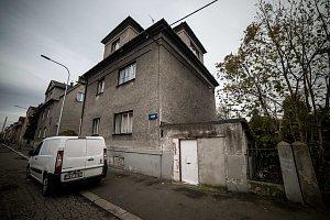 Lubomír Volný a jeho dům v Ostravě