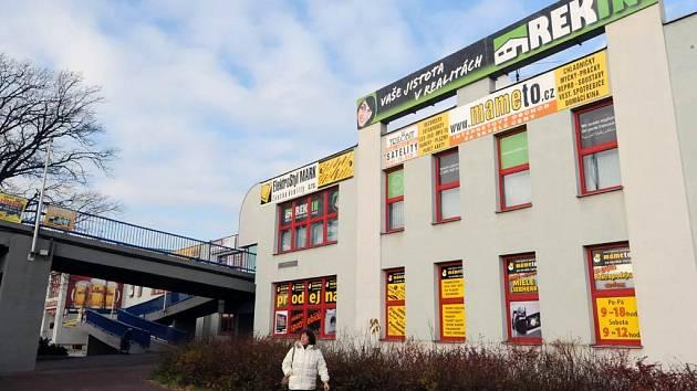 Pobočka realitní kanceláře Rekin v Ostravě