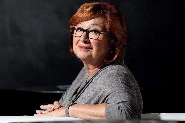 Renáta Huserová, ředitelka ostravské Komorní scény Arény.