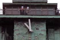 Věž ostravské Nové radnice