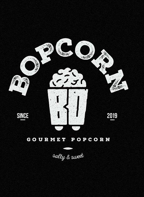 Dvojice Adina Bálková a Michal Klimas vyrábí popcorn pod značkou Bopcorn.