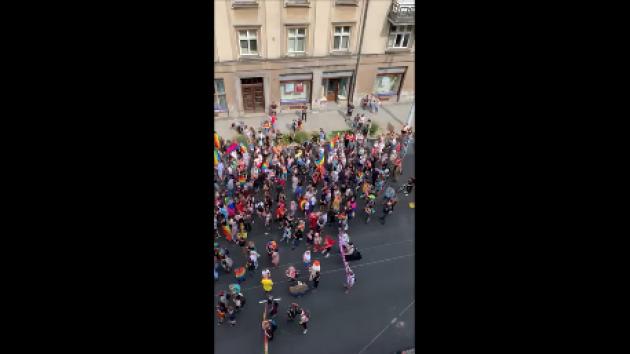 Duhový pochod Pride 2019 v Ostravě