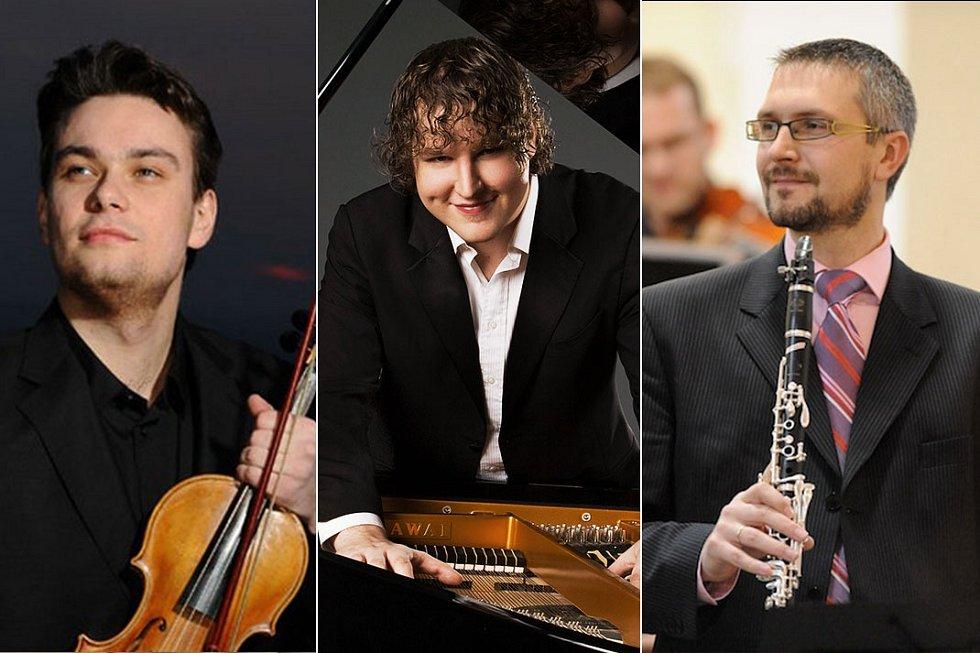 Nominace za artificiální hudbu: Sólistou roku se mohou stát Jiří Vodička, Lukáš Vondráček a Igor Františák