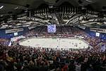 Mistrovství světa v para hokeji 2019, 3. května 2019 v Ostravě.
