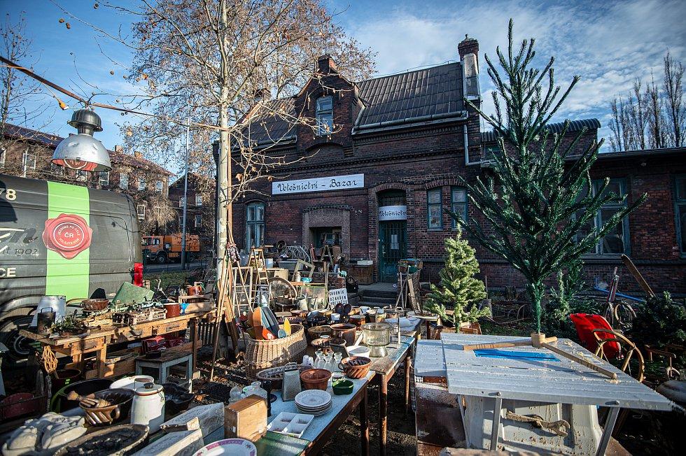 Vetešnictví v Ruské ulici v Ostravě-Vítkovicích navštěvují zájemci zcelé republiky.