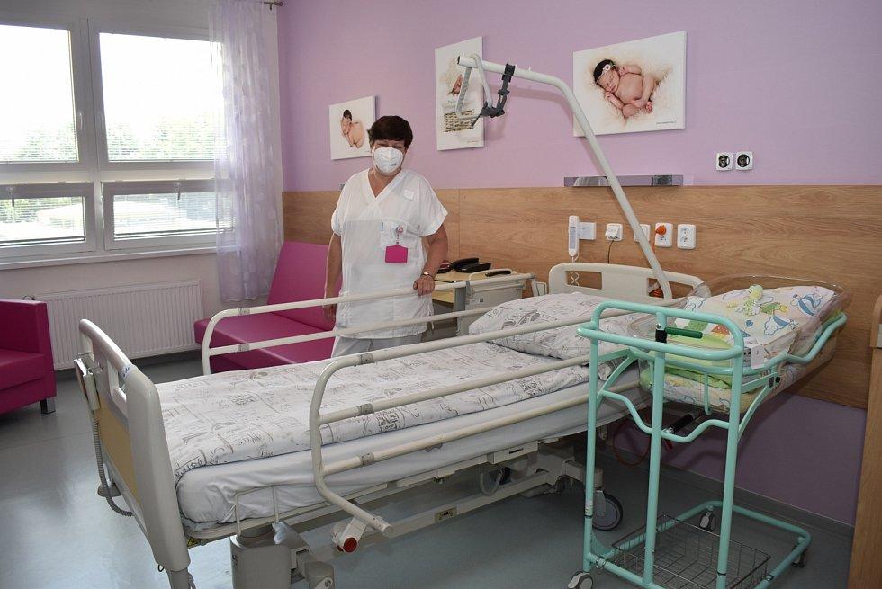 Staniční sestra Jiřina Kysarková