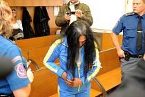 Mária Gáborová byla za vraždu odsouzena k sedmnácti rokům vězení.