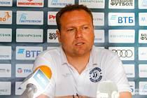 Trenér běloruského Dinama Brest Marcel Lička.