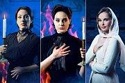 O nominace v kategorii muzikál/opereta v ženské kategorii se dělí protagonistky jediné inscenace - Katarína Hasprová, Michaela Horká a Martina Šnytová.