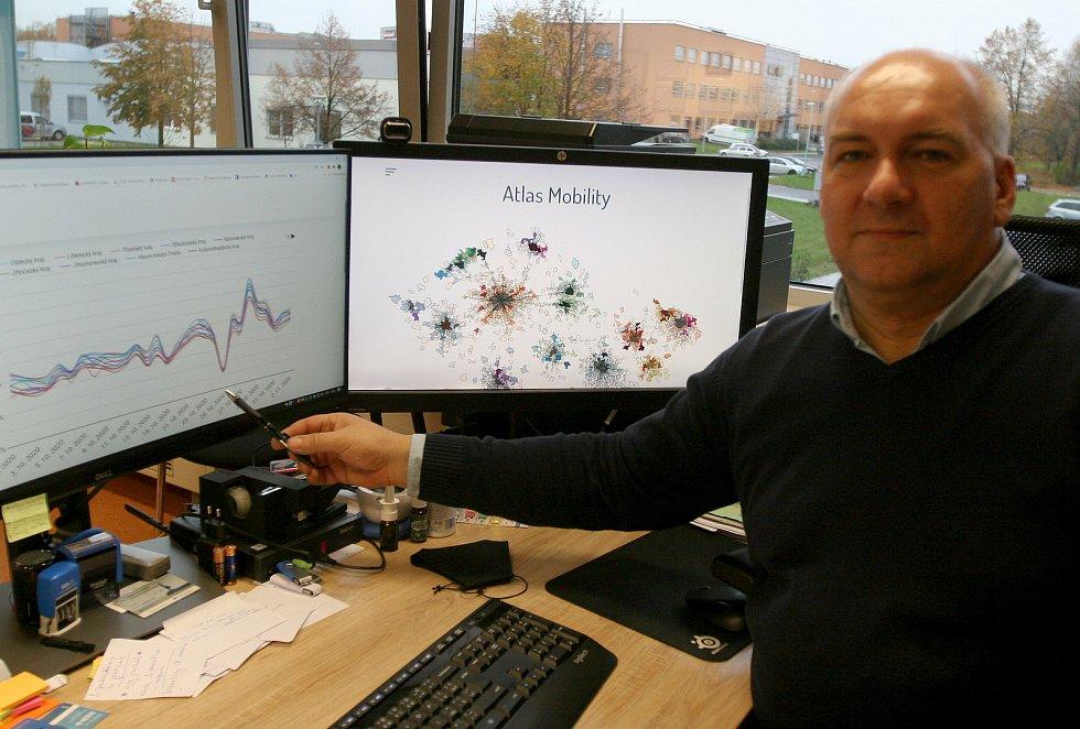 TVÁŘÍ projektu Altas Mobility je Miroslav Vozňák, profesor na VŠB-TUO.
