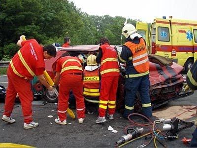 Nehoda u Nových Sedlic