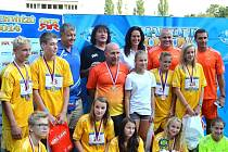 Vítězná škola Odznaku všestranosti olympijských vítězů – ZŠ Vyhlídka Valašské Meziříčí.