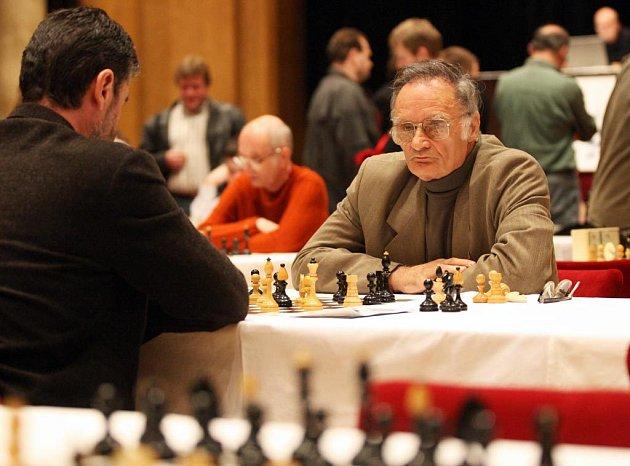 Ilustrační foto ze šachového turnaje Ostravský koník