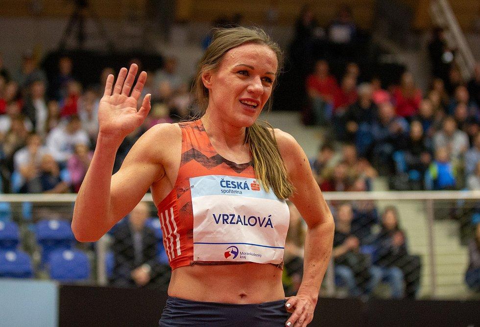 Czech Indoor Gala, mezinárodní halový atletický mítink EA.