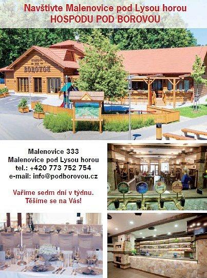 Restaurace Pod Borovou Malenovice