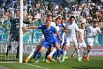 FK Mladá Boleslav - FC Baník Ostrava. Ilustrační foto.